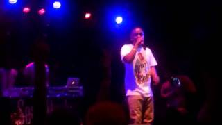 "Kendrick Lamar ""Cut You Off"" Key Club 2/10"