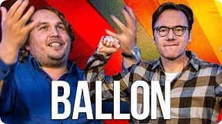 Michael BULLY Herbig im Talk - Über Leidenschaft, Humor und BALLON