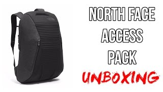 Unboxing | The North Face Access Pack [4K]