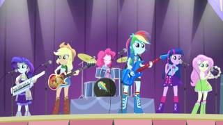 EQG:RR - Shake your Tail! (Vocal Version)[Ger][1080p / HQ]