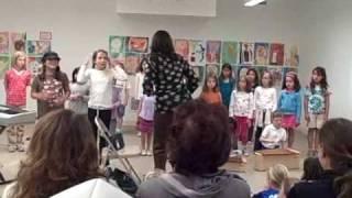 SFFS Children's Chorus - an African song