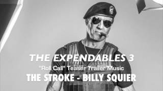 "The Expendables 3 ~ ""Stroke"" ~ ""Roll Call"" Music {432 Hz}"