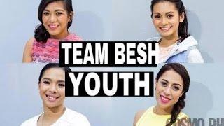 YOUTH ( Alyssa Valdez, Denden Lazaro, Ella De Jesus, Amy Ahomiro)