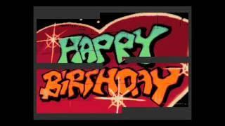 Happy birthday song Violin  - Karaoke