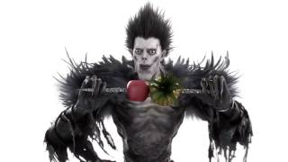 Shinigami Ryuk (PPAP Version) DEATH NOTE [HD] Pen Pineapple Apple Pen