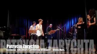 """Zachrypła - cover Bruno Mars """"Locked out of heaven"""""""