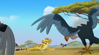 The Lion Guard: Fuli & the Vultures
