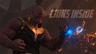 Avengers Infinity War | Lions Inside