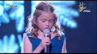 "Filipa Ferreira - ""Já Passou"" - Final - The Voice Kids"