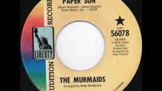 """The Murmaids """"Paper Sun"""""""