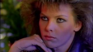 C.C.Catch - Strangers By Night (Official Video)