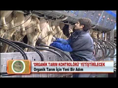 'ORGANİK TARIM KONTROLÖRÜ' YETİŞTİRİLECEK
