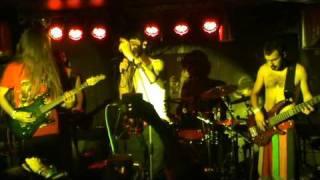 POPA SAPKA - America Evropa (Live @ Stroeja, Sofia - November 2010)