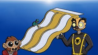 H2O Delirious And VanossGaming Animated - Happyland Amusement Park!