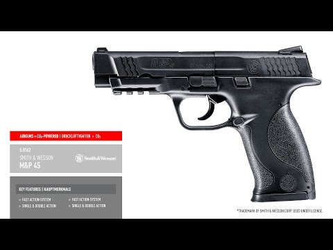 Smith Wesson MP45