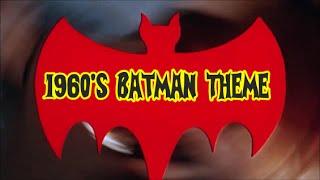 1960's Batman Theme  (Album Version) - Drum cover