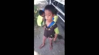 MANTAp !!!! anak Kecil suara emas nyanyi Jessie J - Flashlight