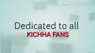 Kichha sudeep movie huchha video song by kiran raj. width=