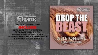 Ableton Template - EDM - Drop The Beast