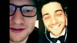 "Gianluca Ginoble Il Volo - ""Castle on the Hill"" • Ed Sheeran (Cover) #Smule"