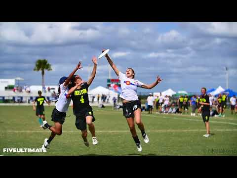Video Thumbnail: 2017 National Championships: Semifinals Highlights
