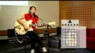 KT Tunstall teaches u to play Suddenly I See, Hold on & more