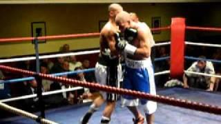 Jeff Thomas v Rick Boulter - Lytham boxing - Boxing-Ireland.com - R5