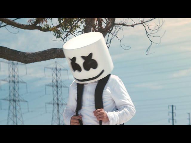 Videoclip oficial de 'Alone', de Marshmello.