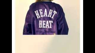 "Mat Kearney ""Heartbeat"" Lyric Video"