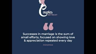 Couples Retreat 2019