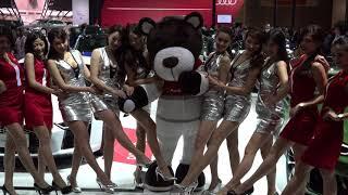 「4K,2160P」2018台北國際世貿世界新車大展AUDI  New CAR Model Show Girl新車模特兒秀「華網TVTV中華網TVCS 台網TNTV中網CTTV」 20