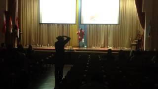 Aris Bell - African Queen (live)