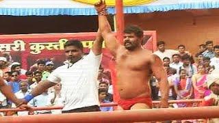 News18 Lokmat Rana da kushti | Tujhyat jiv rangala | Shooting at Kolhapur