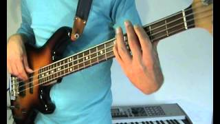 UB40 - Kingston Town - Bass Cover