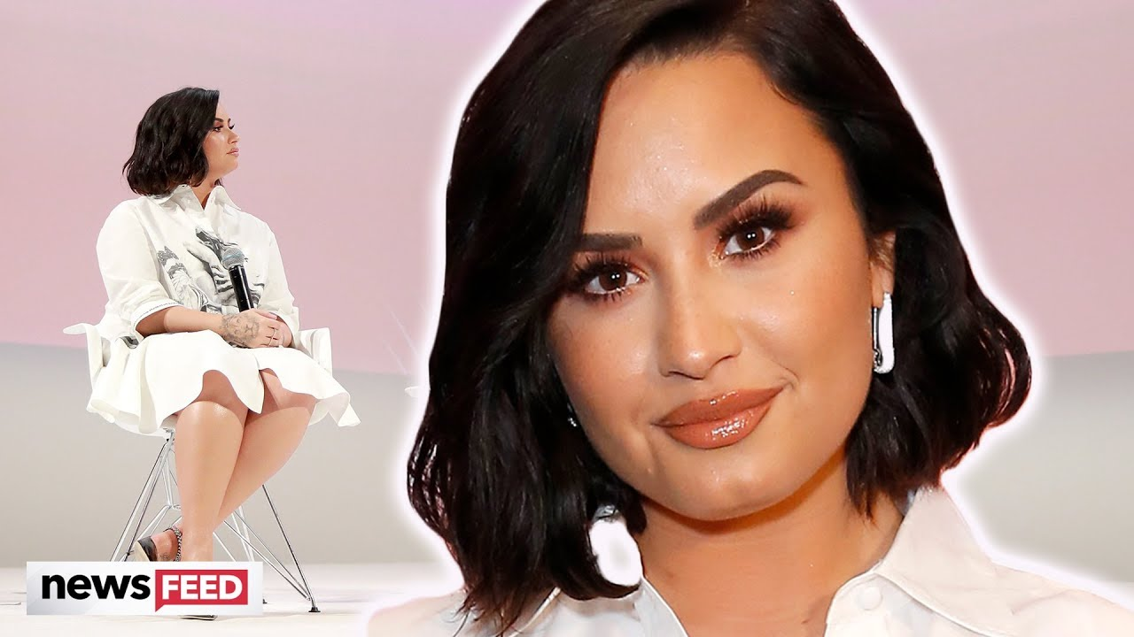 Demi Lovato opens up in First Interview since Overdose!