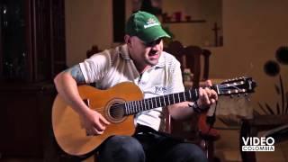 "Oscar Muñoz-Live Session-""Nada personal"" Aut: Juan Pablo Vega."