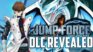 ALL JUMP FORCE DLC CHARACTERS REVEALED! HUGE JUMP FORCE DATAMINE! KAIBA, ALL MIGHT!