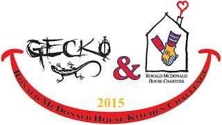 Maurie Gingell and Gecko Hospitaity Partner With Ronald McDonald House Charities