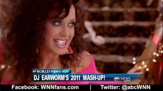 "State of Pop 2011 - DJ Earworm ""World Go Boom"" Mashup"