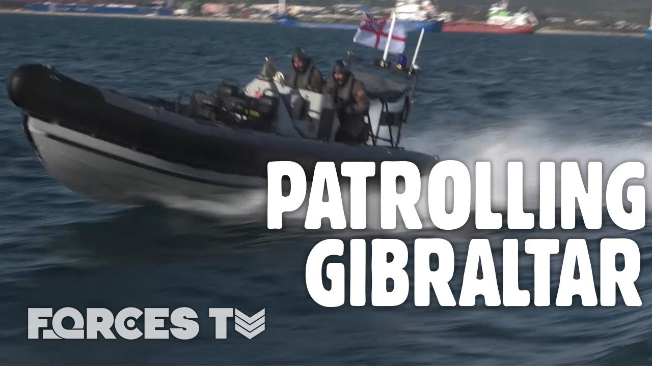 What Does The Royal Navy Do In Gibraltar