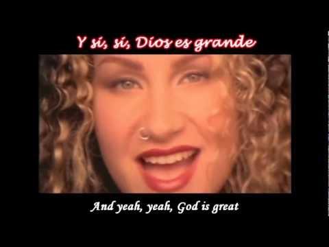 One Of Us En Espanol de Joan Osborne Letra y Video