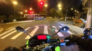 Ninja 650R - Medo e insegurança: O passageiro constante.
