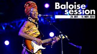Fatoumata Diawara & Roberto Fonseca - Baloise Session 2014 width=