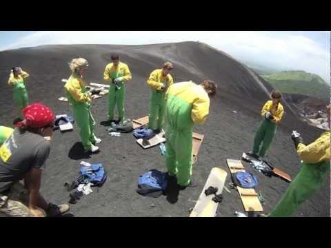 Volcano Boarding – Cerro Negro Nicaragua