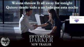 PRAY - JRY FT ROOTY | (SUBTITULADA) | INGLÉS - ESPAÑOL | SOUNDTRACK FIFTY SHADES DARKER LYRICS