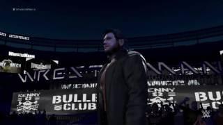 Kenny Omega Custom Graphics   WWE 2K16 PC