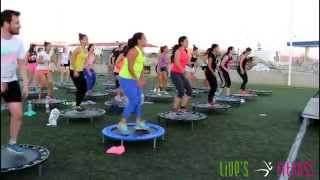 Masterclass Live's Fitness (31 Julio 2015) - Body Jump