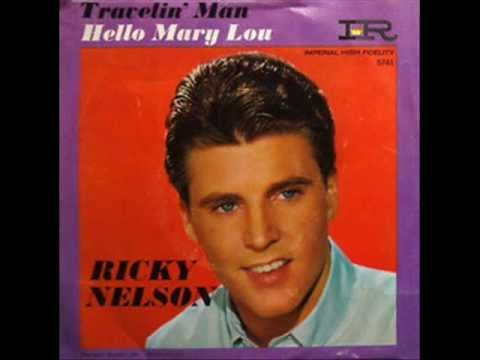 Hello Mary Lou de Ricky Nelson Letra y Video