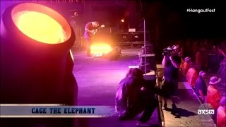 Cage The Elephant - Mess Around (Live HD 2016)