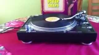 Peter Delis Vamonos Pa'L Monte & D'Se7eN Vinyl Collections